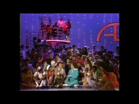 Dick Clark Interviews Richard Simmons - American Bandstand 1982