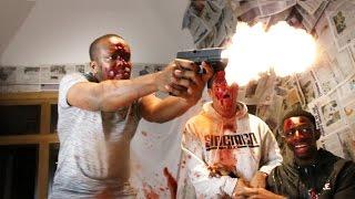 Sidemen SHOOTOUT Challenge! ft. KSI, Miniminter & TBJZL