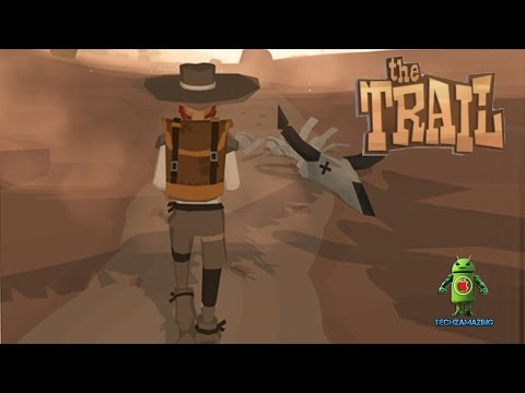 THE TRAIL A Frontier Journey iOS  Android Gameplay HD