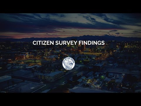 City Receives Positive Remarks During Annual Citizen Survey