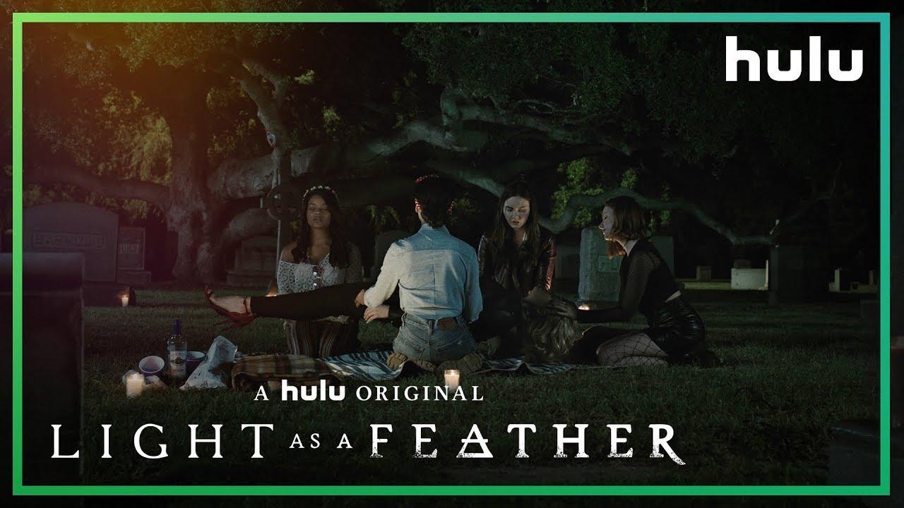 Download Light as a Feather: Official Teaser • A Hulu Original