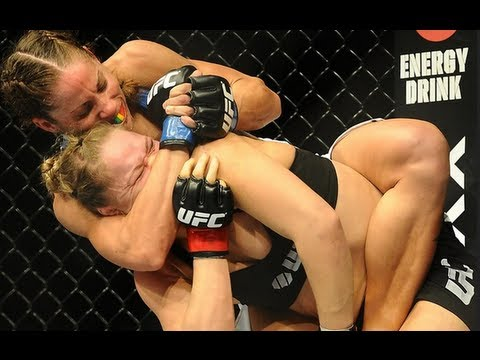 UFC 157: Ronda Rousey Makes it Official! (Gracie Breakdown)