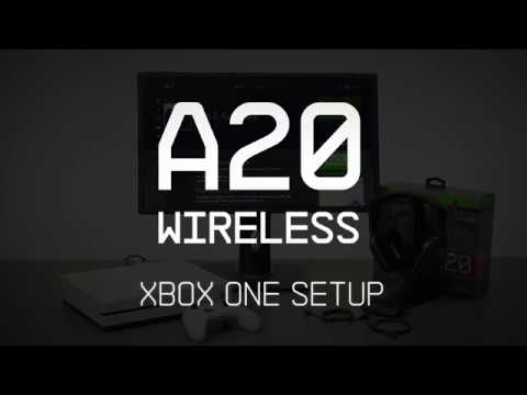 A20 Gaming Headset Xbox One Setup Guide || ASTRO Gaming