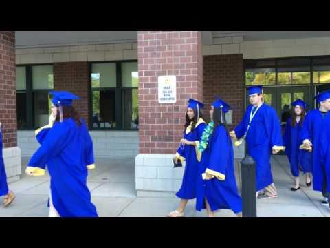 Chicopee Comprehensive High School Graduation