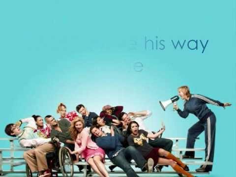 Glee - One Of Us Video Lyrics