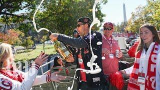 Watch: The Washington Nationals' championship parade