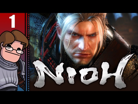 Let's Play Nioh Part 1 - The Tower of London