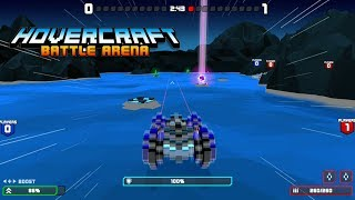Hovercraft: Battle Arena (Unreleased) Gameplay | Android Racing Game