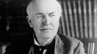 トーマス・アルバ・エジソン(英語: Thomas Alva Edison, 英語発音: [ˈt...