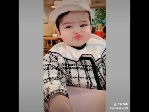 My baby in tik tok ️ ️ ️ - YouTube  |Baby J Tik Toker