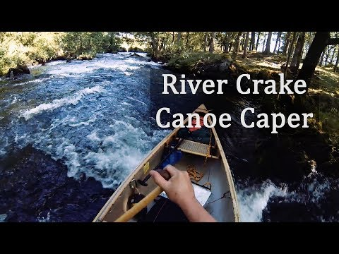 The River Crake Canoe Caper