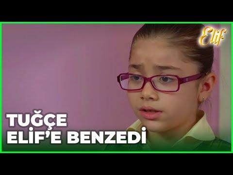 Gonca, Tuğçe'nin Saçını Örüyor - Elif Dizisi 226. Bölüm