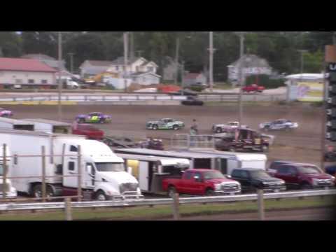 Stock Car Heat 2 @ Buena Vista Raceway 08/09/17
