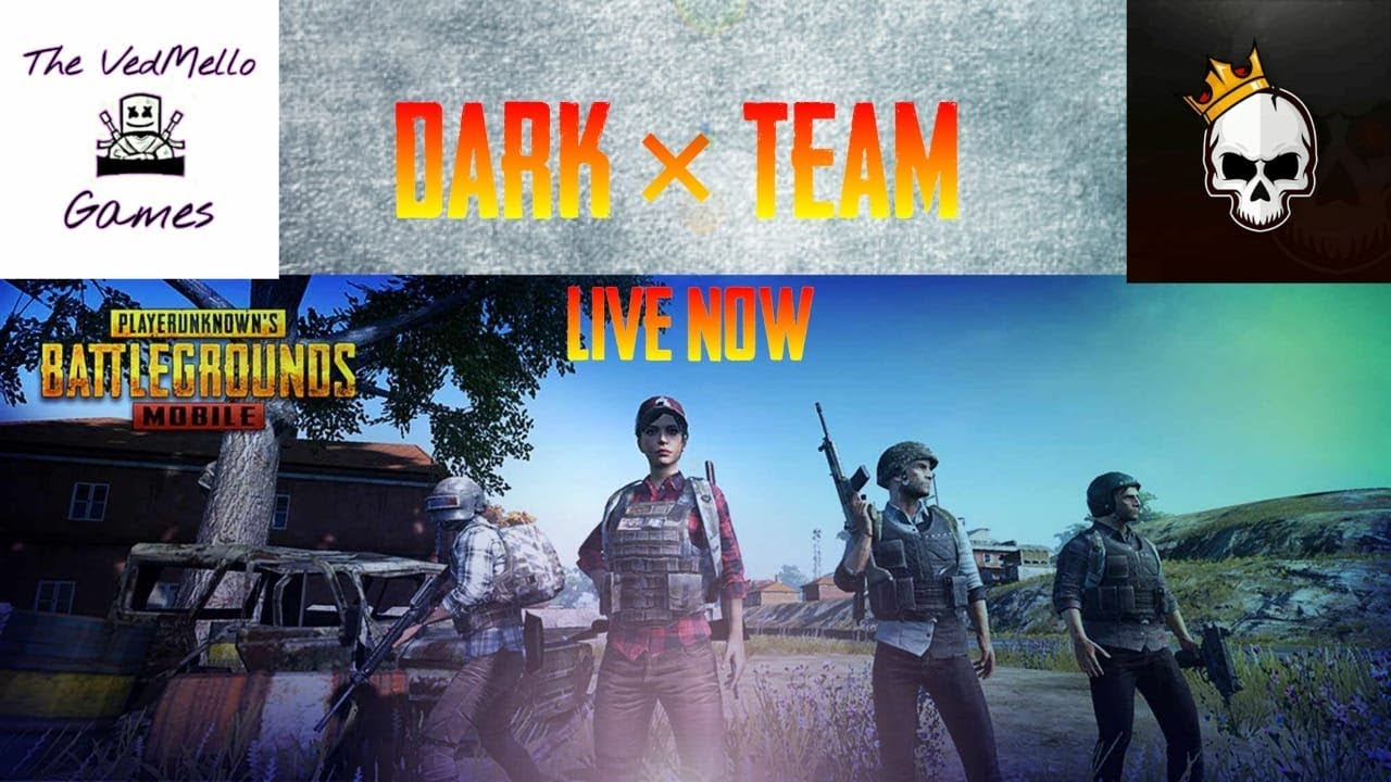 🔴Everyday gamers live | pubg| Lite| DARK×SQUAD