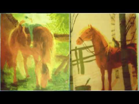 Здравствуй, лошадь, Ася Кравченко аудиосказка онлайн