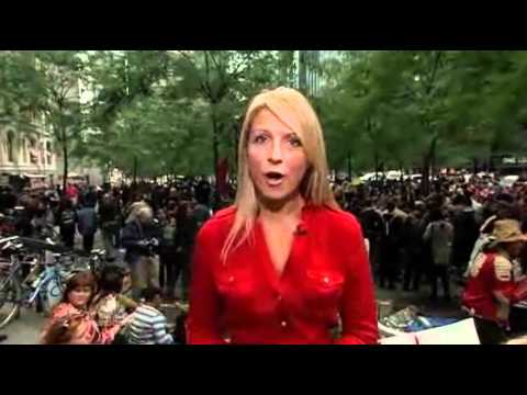 NBC News On Occupy Wall Street and the Occupy Movement Nationwide.wmv