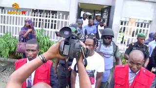 NAIRA_MARLEY_UNDER_TIGHT_SECURITY_IN_COURT_WITH_EFCC