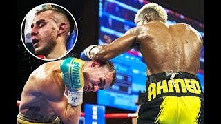 Russian boxer Maxim Dadashev, 28, dies from fight injuries | TRG Technologies