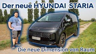 Der neue Hyundai STARIA 2021/2022 - Walkaround - Jetzt Probe fahren & testen - Deutsch