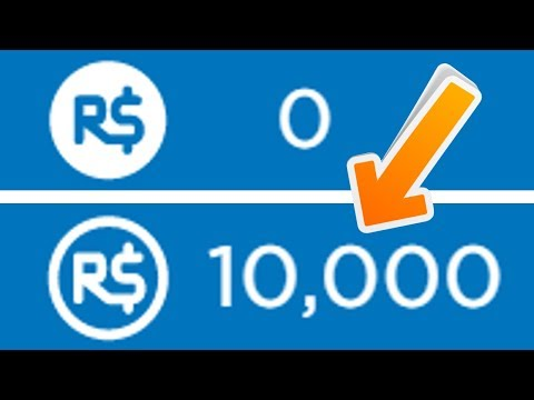 HOW TO EARN 1,000 FREE ROBUX WITH 1 CLICK (May 2019)