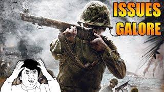 Call of Duty World War 2 STILL in disarray
