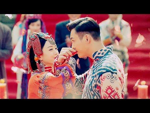 William Chan & Zhao Li Ying Drama MV 1 - The Legend of Zu & The Mystic Nine