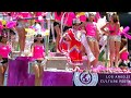 Hollywood carnival parade 2016