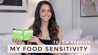 Food Intolerance - My Food Sensitivity Test & Results | Dr Mona Vand