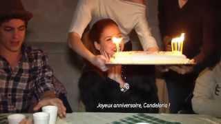 Violetta en Concert - Coulisses : l