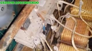VENTILADOR DA MÁQUINA DE SOLDA