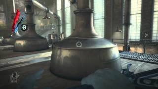 Dishonored Gameplay Walkthrough Part 10 - SLACKJAW!! (Xbox 360/PS3/PC HD)