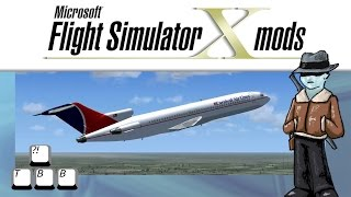 Flight Simulator X Plane Spotlight - Boeing 727