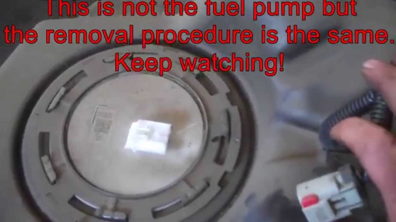 small resolution of fuel pump replacement dodge durango 2012 awd part 2 install remove replace youtube