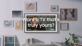 The Frame 2021: A TV that's truly yours   Samsung