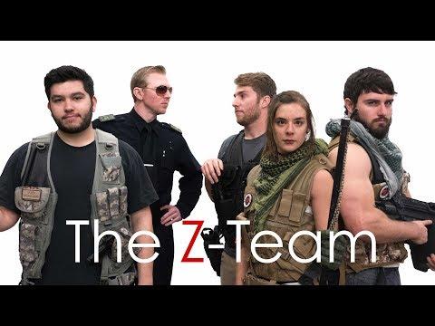 The Z-Team S1:E1 The Pilot
