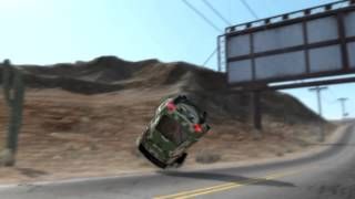 Need for Speed Prostreet Crash Montage