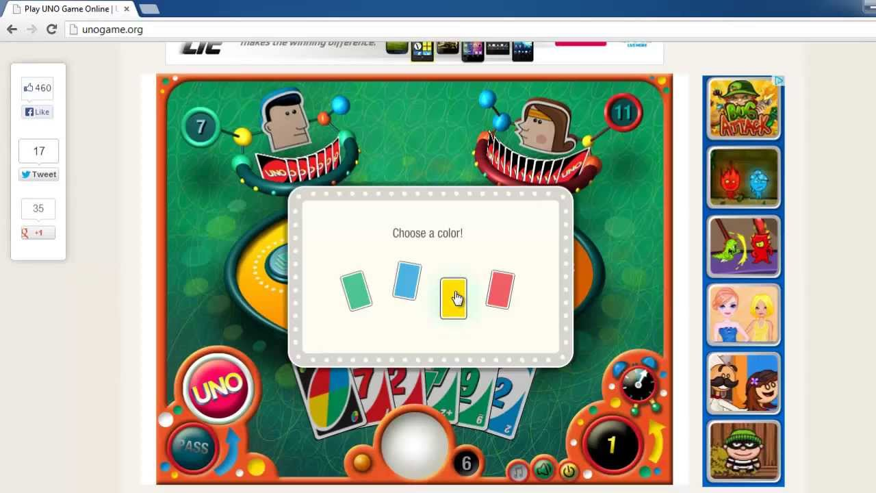 uno card games to play now