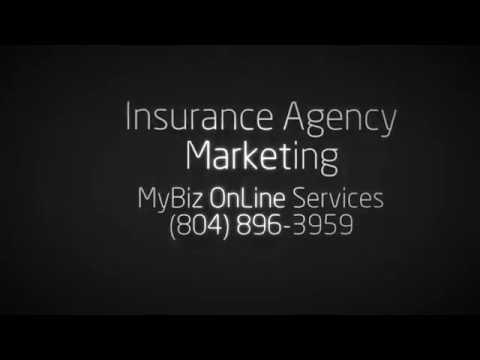 Insurance Agent Marketing by MyBiz OnLine Services