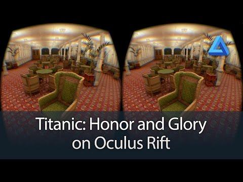 Titanic Honor and Glory on Oculus Rift DK2