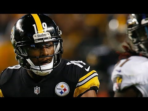 new product 64c47 b6c92 Juju Smith-Schuster Receives THREATS After Vontaze Burfict LIED About Juju  Spitting On Him!