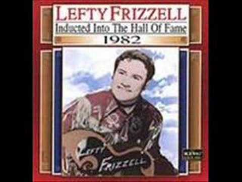 LONG BLACK VEIL  by  LEFTY  FRIZZELL