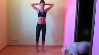 Видео йога для похудения живота(Видео йога для похудения живота. Как дома заниматься йогой. Йога для начинающих релакс. Йога для здоровья..., 2015-11-04T06:01:53.000Z)