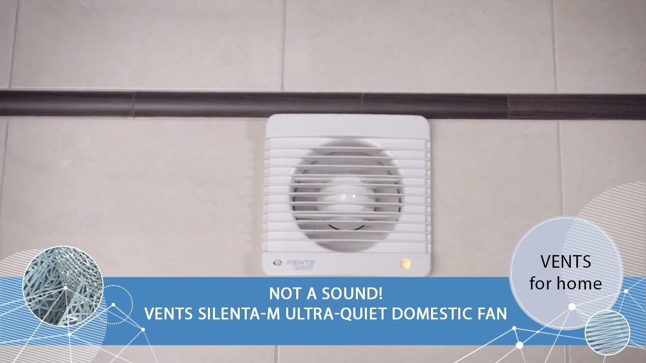 Vents ventilateur d/'énergie badlüfter 125 silenta-M série à 152 m³//h ip34