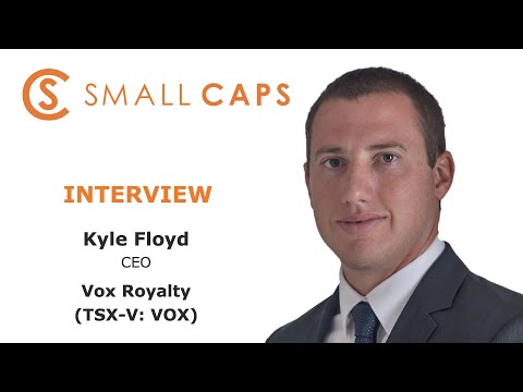 Vox Royalty Corp expands royalty strategy in Australia