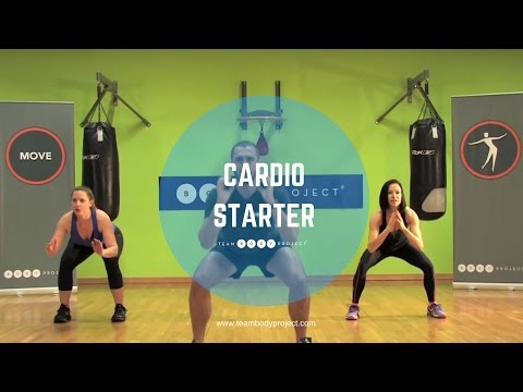 Low Impact Cardio Workout (Beginner/intermediate) (30 min)