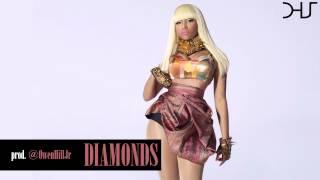 Nicki Minaj Hip Hop/Pop Type Beat 2013 - Diamonds (Prod. Owen Hill Jr.)