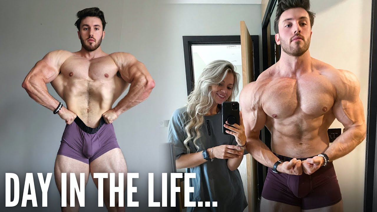 DAY IN THE LIFE OF A CLASSIC BODYBUILDER...