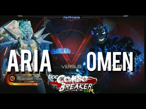 Aria vs omen gamevicio for Portent vs omen