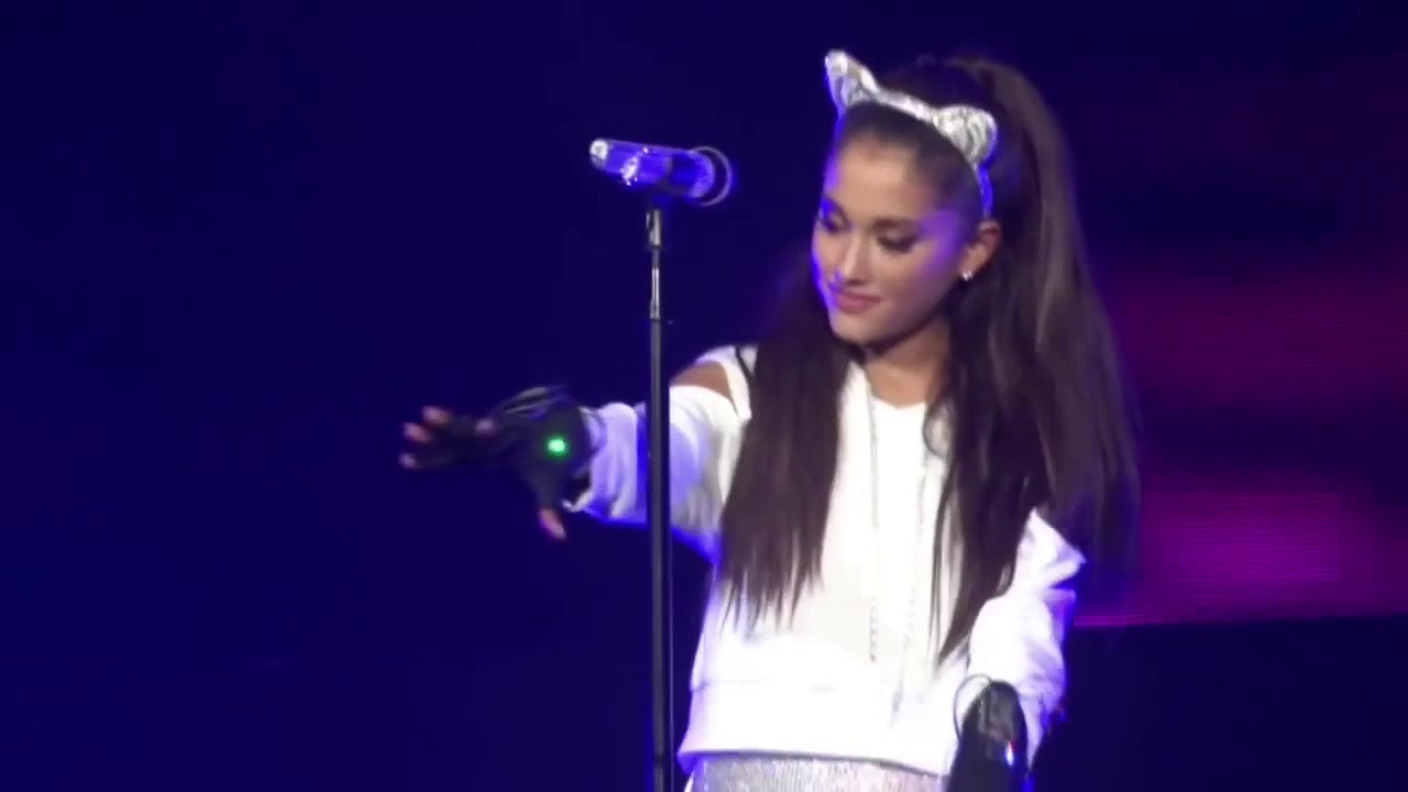 biggest discount discount excellent quality Ariana Grande - Mimu Gloves - YouTube