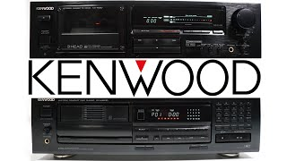 Kenwood - The masters of desirable yet attainable Hi-Fi